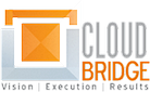 Logo for CloudBridge LLC - Vision | Execution | Results